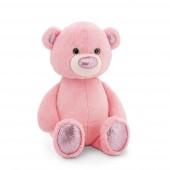 Пушистик Медвежонок розовый