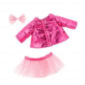 Набор одежды: Розовый пуховичок