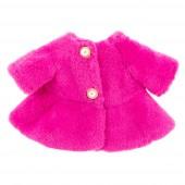 Набор одежды: Розовая шубка