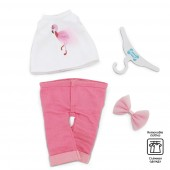 Lucky Mimi: Цвет настроения Фламинго