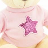 Медведь Топтыжкин жёлтый: Звезда