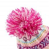 Собачка Лапуська в шапочке