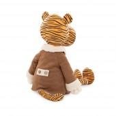 Тигр Алекс в дубленке