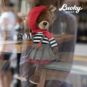 Lucky Kiki: Утро в Париже
