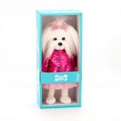 Lucky Mimi: Розовый пуховичок с каркасом