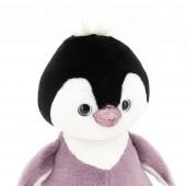 Пушистик Пингвинёнок сиреневый