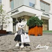 Lucky Lili: В стиле Коко