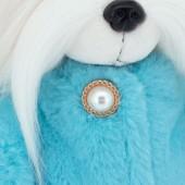 Lucky Mimi: Мятная шубка с каркасом