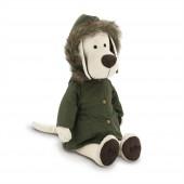 Собачка Лапуська: Осенняя куртка