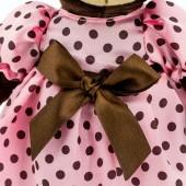 Milk стоячая в летнем платье