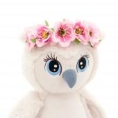 Сова Лиза: Нежный цветок