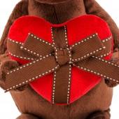 Пёс Барбоська с сердцем