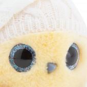 КТОтик в шапке с помпоном
