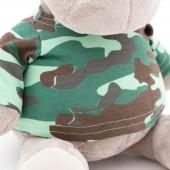 Бегемот: В армейской футболке