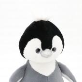 Пушистик Пингвинёнок серый