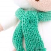 Бычок Гаврюша в шарфике