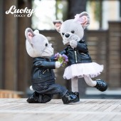 Lucky Betsy: Дерзкий стиль с каркасом