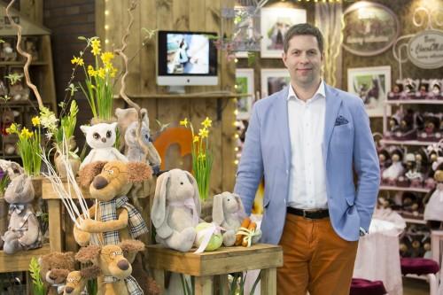 Сергей Молотков: наши игрушки – это не только про бизнес, это про любовь!