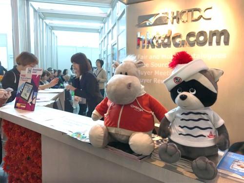 Orange Toys на Hong Kong Toys&Games Fair 2017
